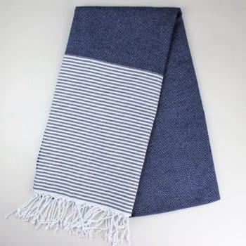 Blue Malibu - navy blue