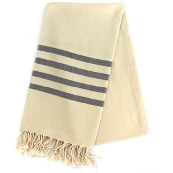 Sandvig hammam badehåndklæde i marineblå