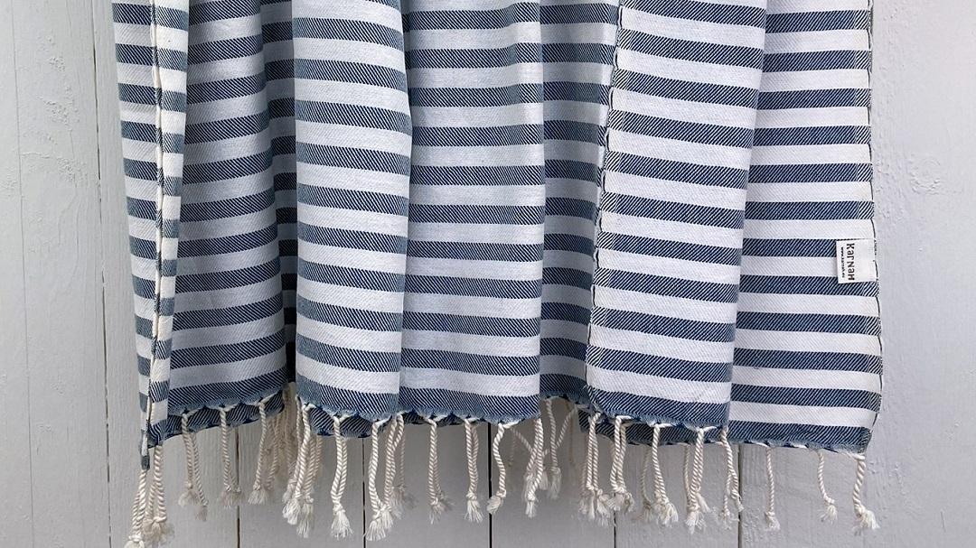 Brighton, et håndklæde - by Karnah